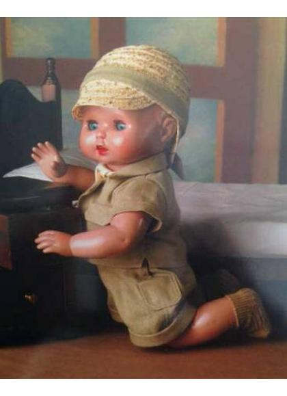 Сафари-набор Juanin Bebe со шляпой