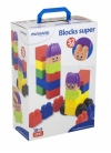 32 PCs Super Blocks with Characters