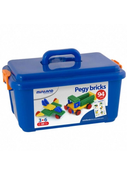 Pegy Bricks 94 Details