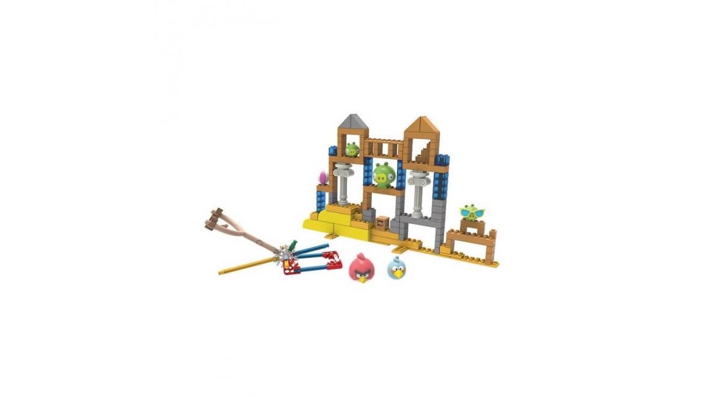 Les structures et le Montage de Angry Birds
