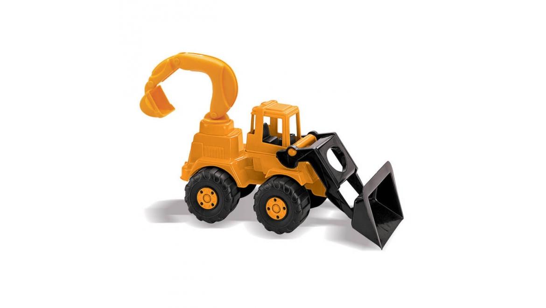 Les excavateurs et les Tracteurs Avc