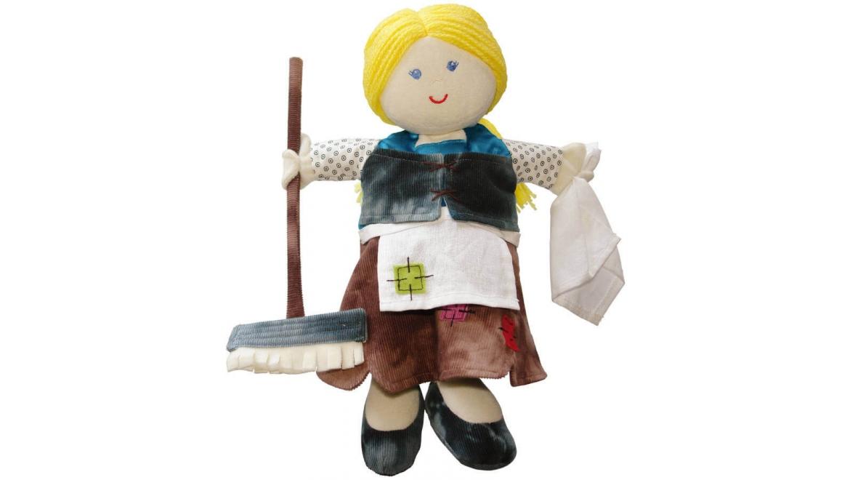 Puppen, Schilde und Abzeichen des Guiñoles