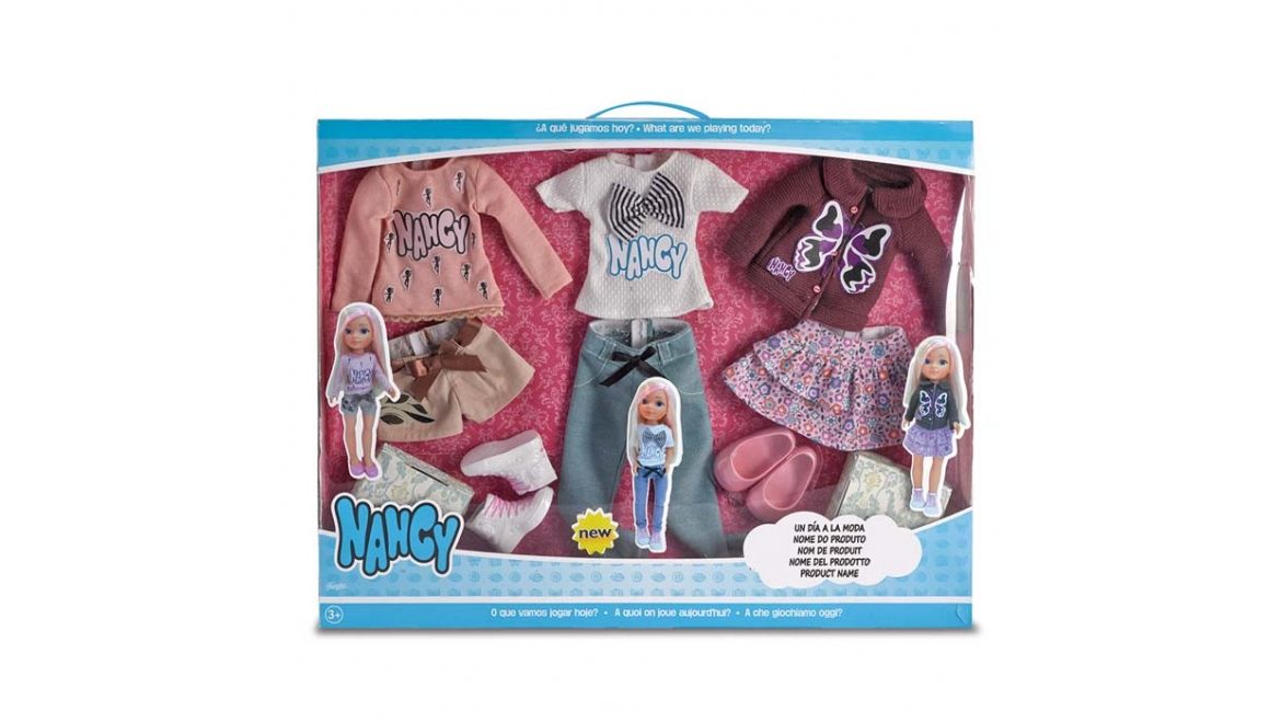 Nancy Set Clothes 43cm