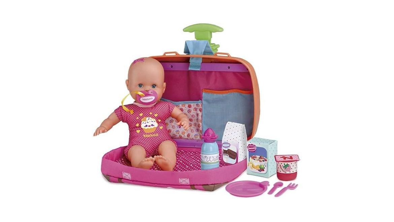 Nenuco Mit Zubehör Puppe