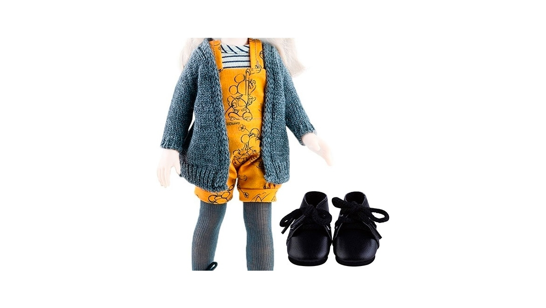 Des costumes et des accessoires de petite Amie 32 Cm