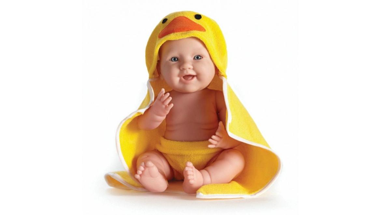 auf Neugeborenes