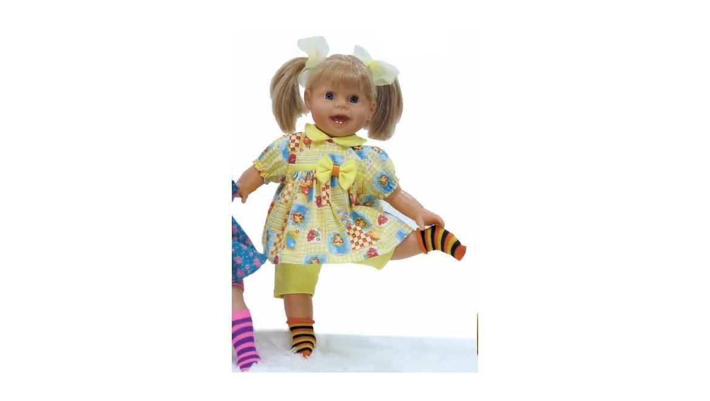 Muñecos de 40 Cm