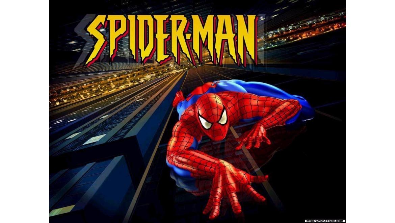 Lizenz Spiderman