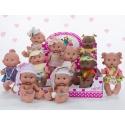 Muñecos de 26 Cm