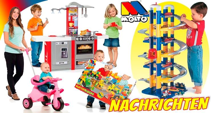 Spielzeug Molto Nachrichten