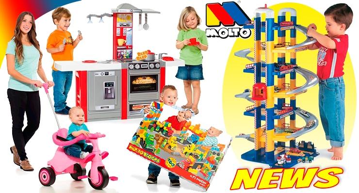 Toys Molto news
